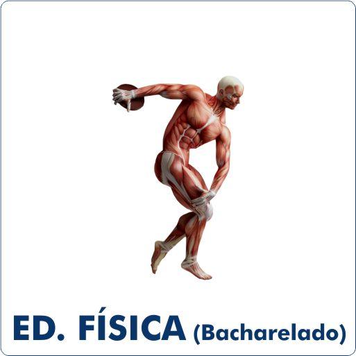 Curso de Ed. Física - Bach.