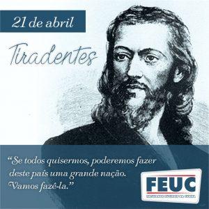 Tiradentes - 21/04