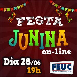 Festa Junina online_Divulgação